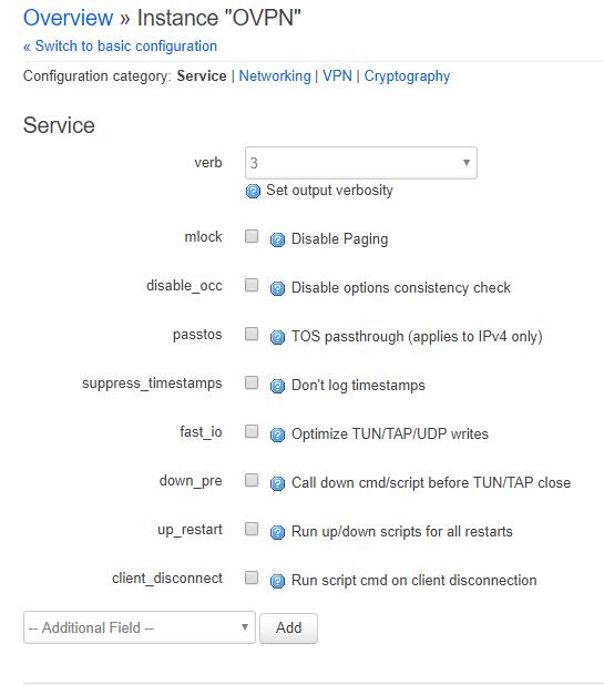 Install OpenVPN on OpenWrt | OVPN com