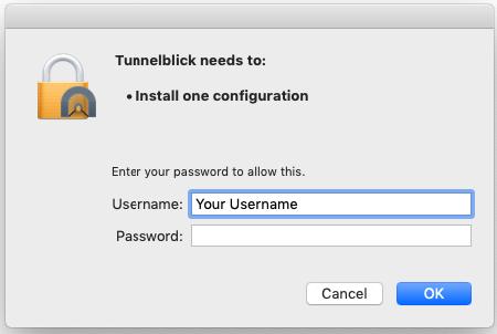 Install Tunnelblick on Mac OS X | OVPN com