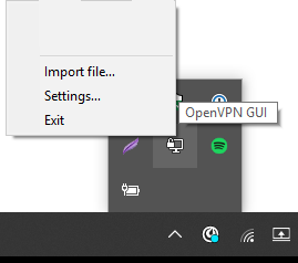 Install OpenVPN GUI on Windows | OVPN com