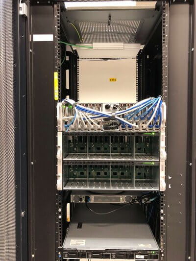 Colocation in Stockholm