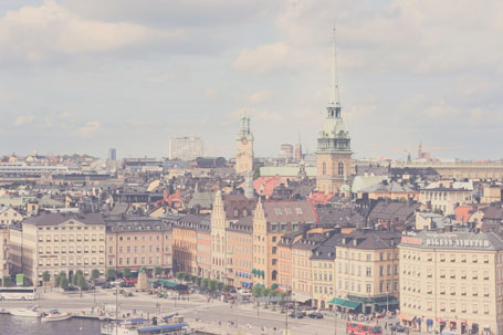 Our servers are located in Stockholm