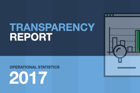 OVPN publishes monthly reports for transparency